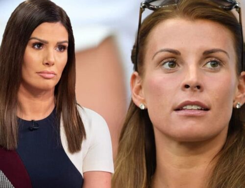 Coleen Rooney 'won't be bullied' by Rebekah Vardy