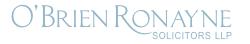 OBrien Ronayne Logo